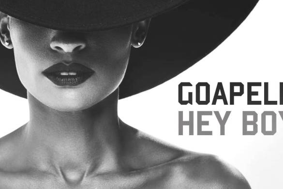 "Goapele Calls Out the Fellas with ""Hey Boy"" @Goapele"