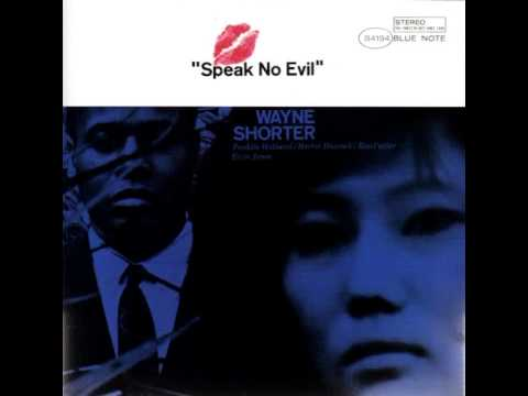 #LongPlayLove: Wayne Shorter's Speak No Evil – Celebrating 50 Years by Justin Chadwick @Wayne_Shorter @justin_chadwick