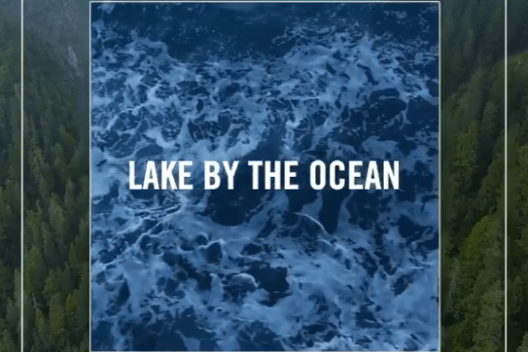 Maxwell - Lake By The Ocean Single