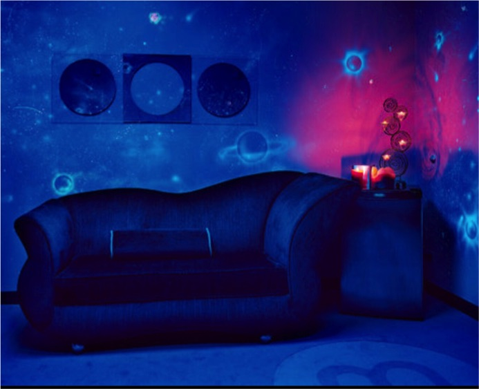 Paisley Park Galaxy Room