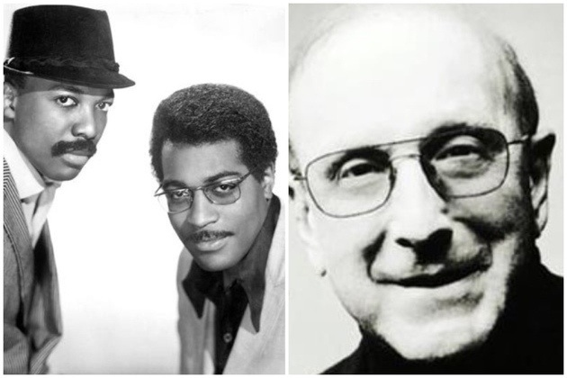 Clive Davis, Kenny Gamble, Leon Huff