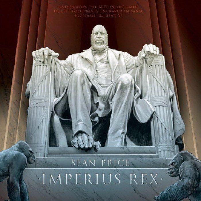Sean Price - Imperius Rex Album Cover