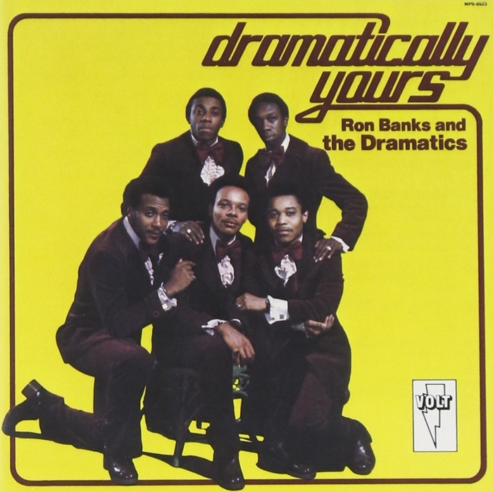 There were 2 versions of the Dramatics at one point - one headed by Elbert Wilkins and Wee Gee Howard.