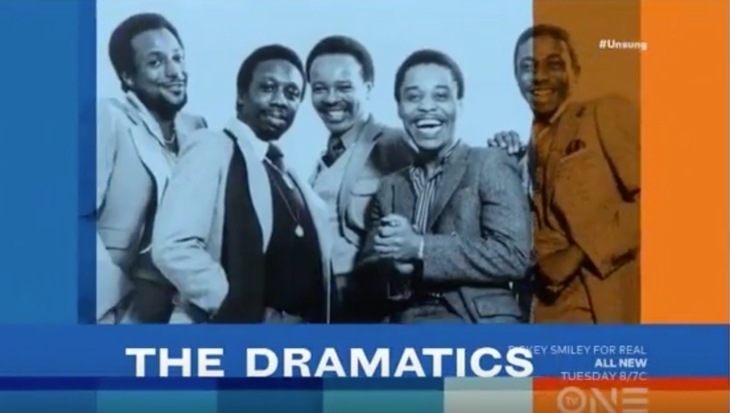 The Dramatics Unsung