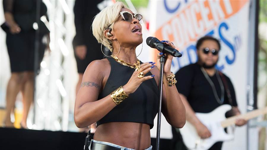 Mary J. Blige Article