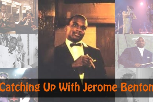 Catching Up With Jerome Benton
