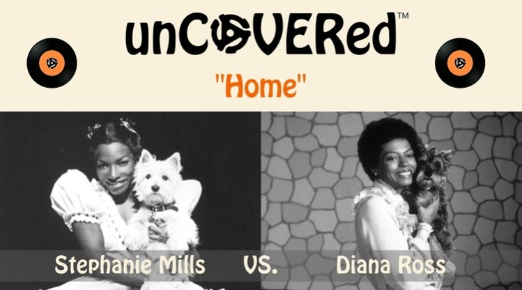 unCOVERed Stephanie Mills Diana Ross Home The Wiz 1170 Featured Image