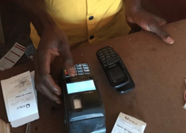 mobile fingerprint reader