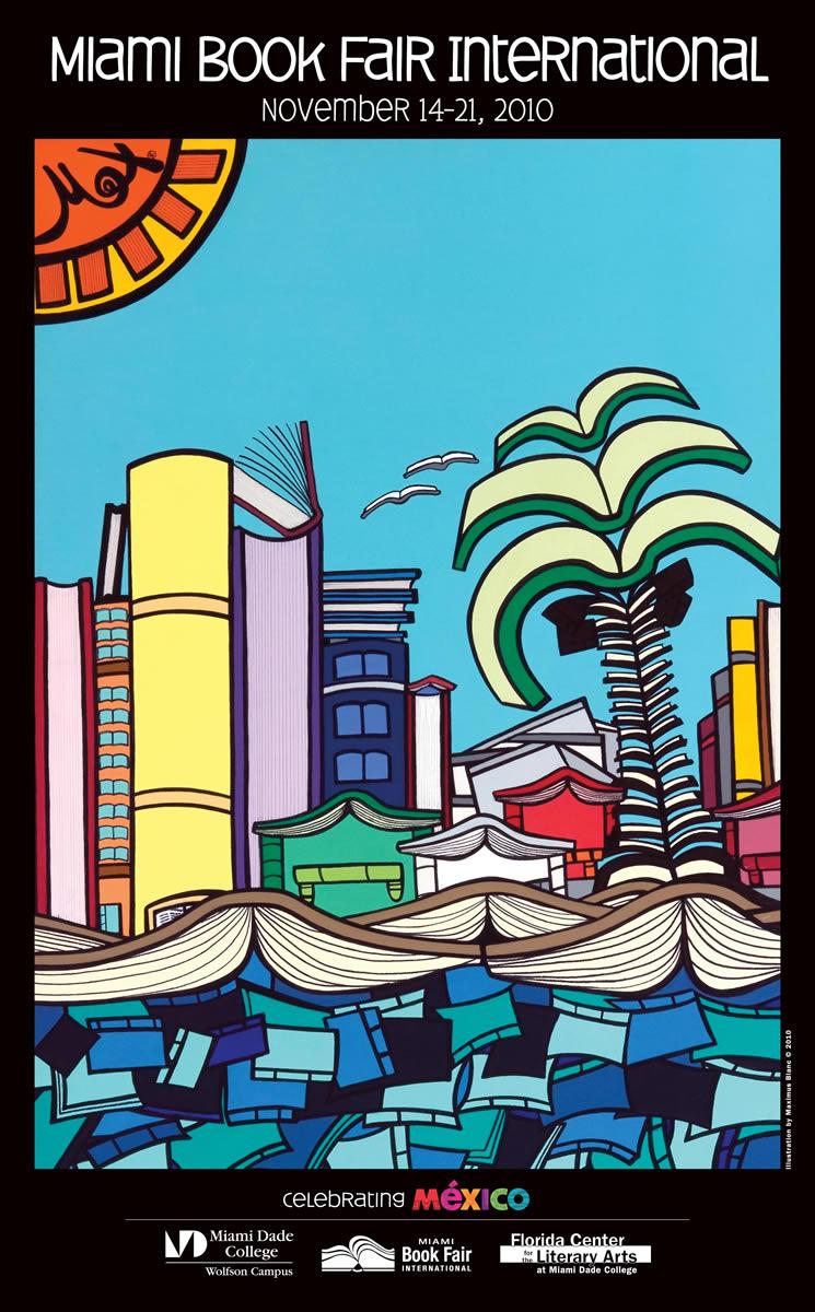 Miami Book Fair International Schedule 11/14-21/10 - The Soul Of Miami