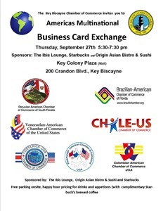 Peru Bi National Biz Card logos