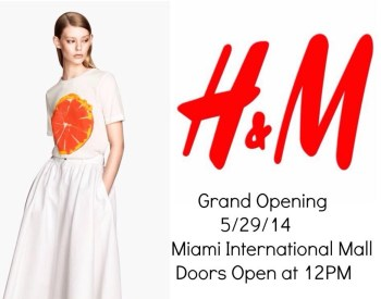 H&M-Miami-International-Mall-Grand-Opening