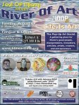 Soul Of Miami, Life Is Art and In The Loop 305 present the River Of Art 17 Pop-Up Social Event 8/19/14