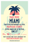 Make Music Miami 6/21/19