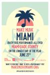 Make Music Miami 6/21/19