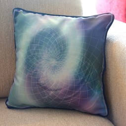 Creation Mandala Cushion Cover