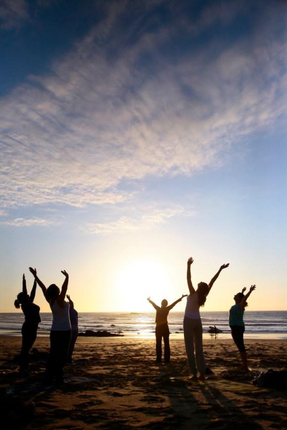 yoga detox Portugal