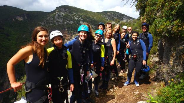 canyoning wetsuits