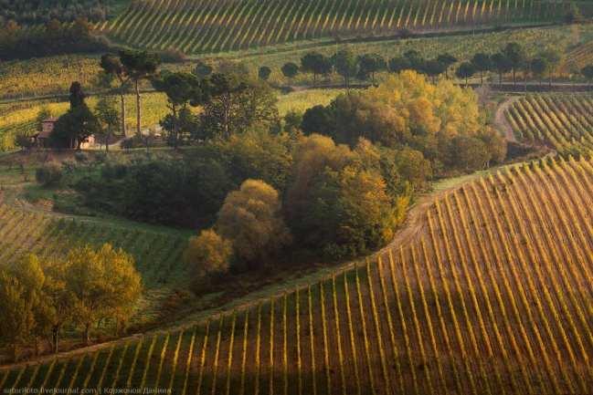 ku retreats tuscany