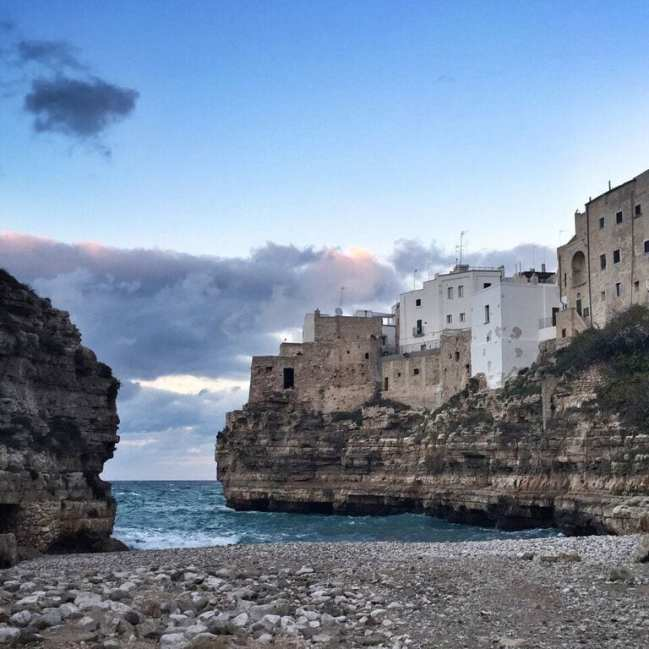 yoga retreat in Puglia