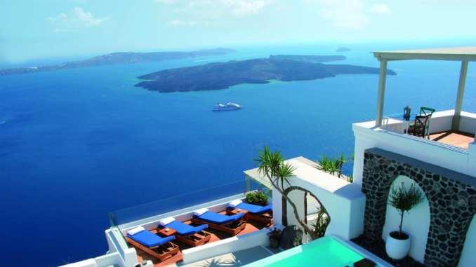 best wellness retreats in Greece