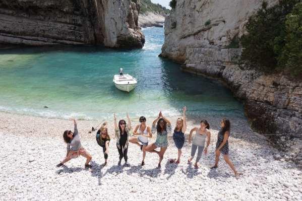 balance yoga retreat Croatia