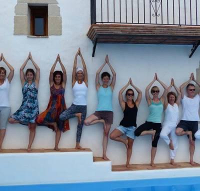 yoga holiday sardinia
