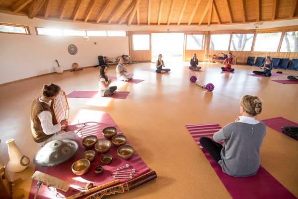 monte velho yoga retreat