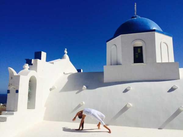 Santorini Yoga Retreat