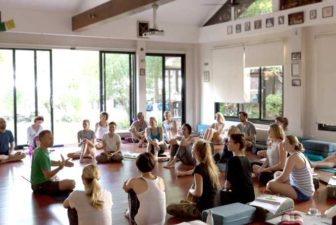 Samahita Yoga Teacher Training