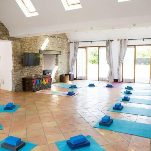 Easter yoga retreat