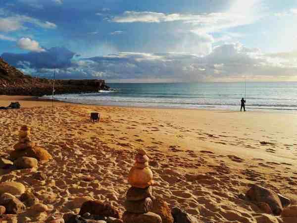 Yin and mindfulness retreat Portugal