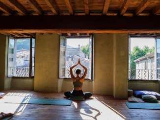best yoga retreats in France