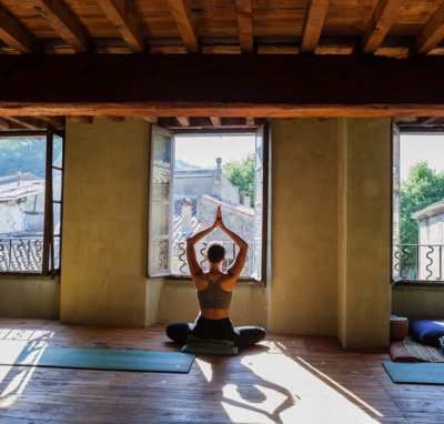 best yoga retreats in France