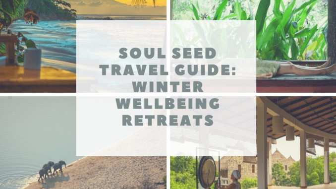 winter wellbeing retreats