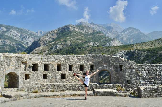 hiking and yoga holiday in Montenegro