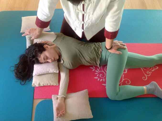 thai massages and yoga retreat Greece