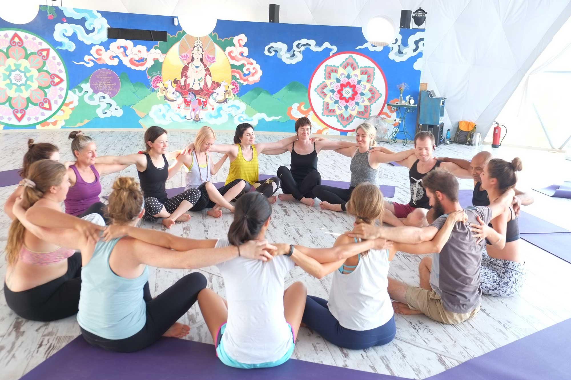Learn Spanish Intermediate And Yoga Retreat In Spain 10th 17th October Soul Seed Media Travel