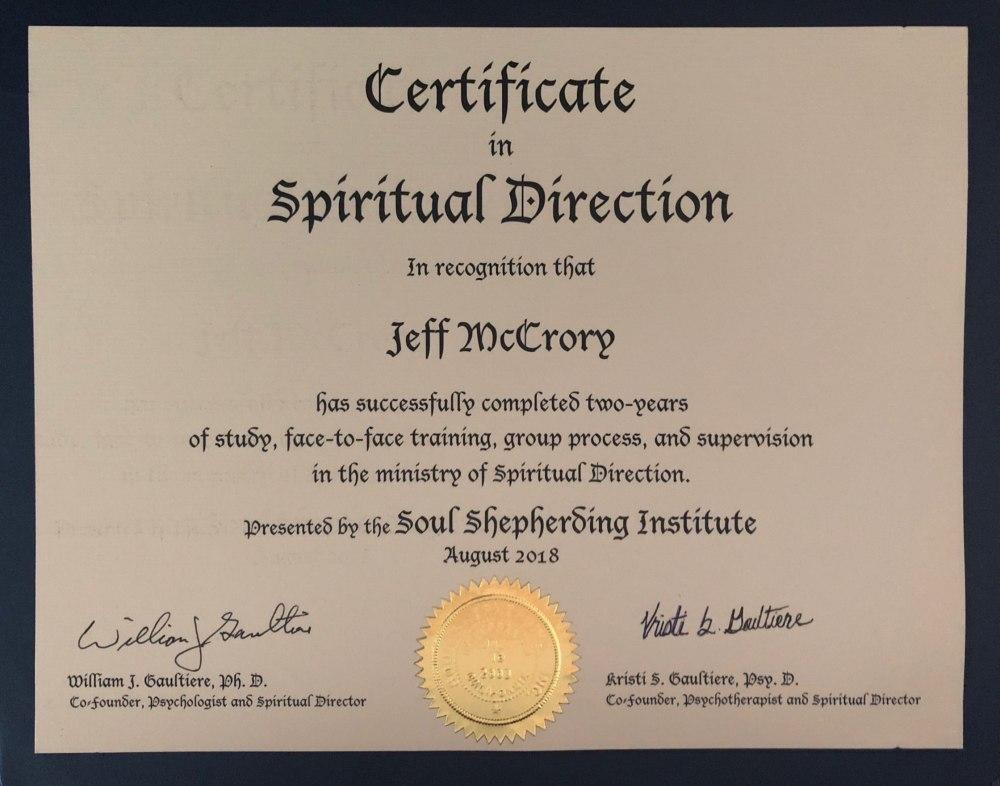 Soul Shepherding Institute Soul Shepherding