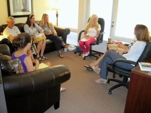 Kristi Leading Soul Care Group