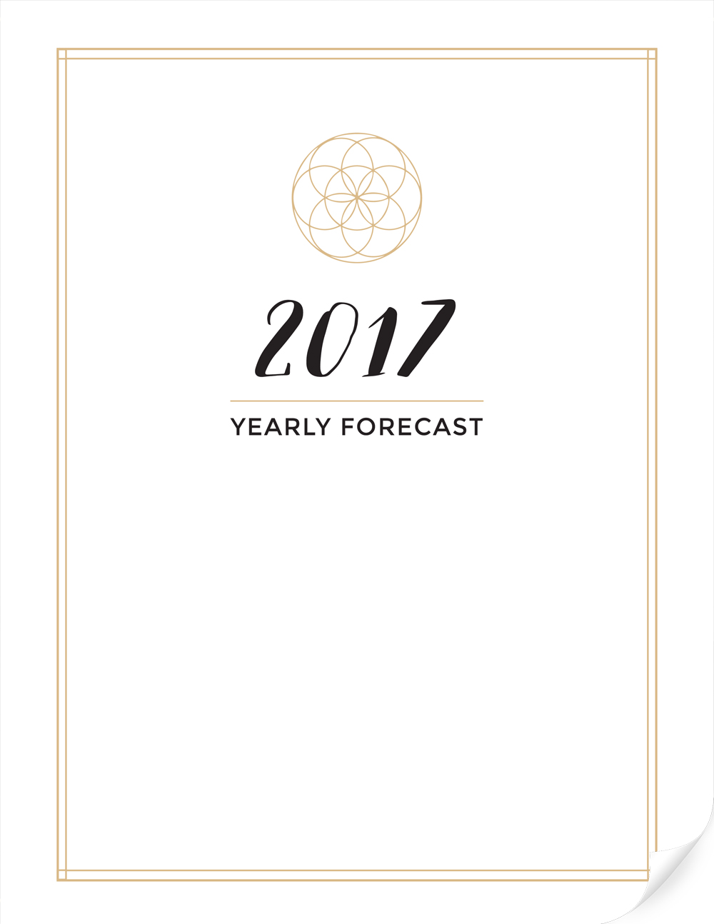 Yearly Forecast - Preview