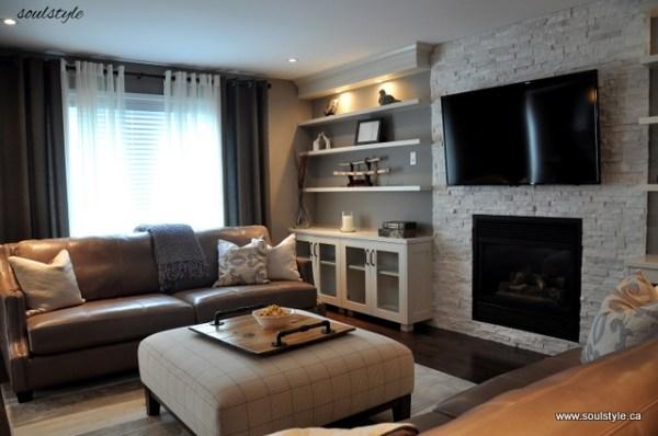 Family Room 2 sofas