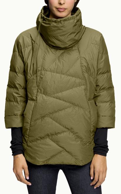eco-friendly down jacket