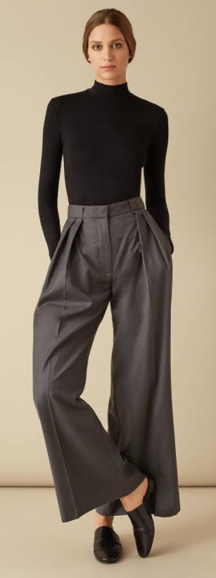 Fonnesbech organic wool pants