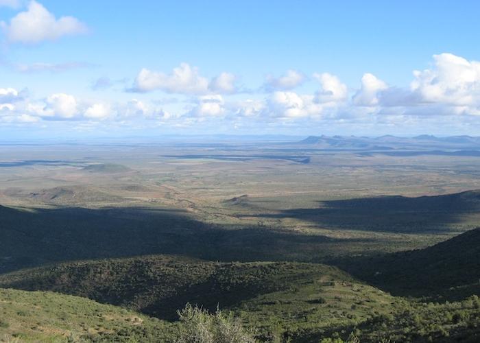 Valley of Desolation Sudafrica