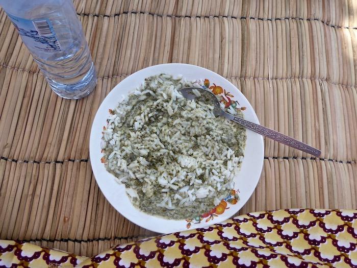 Una ricetta dal Mozambico, la matapa col riso