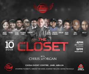 Event: Timeless Worship (The Closet) With Chris Morgan | 10th June 2018