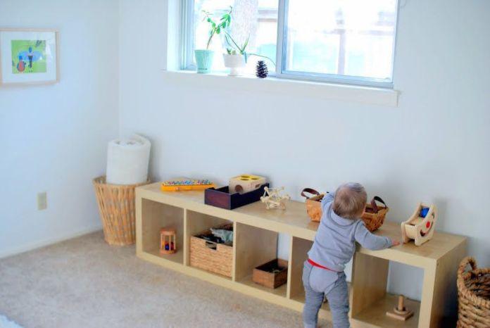 montessori-estante