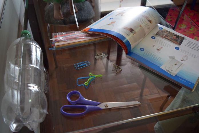 Educação Infantil   50 Experimentos para fazer em casa   Submarino de Resgate