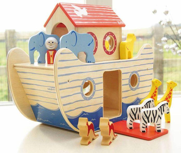 festa-infantil-arca-de-noé-madeira