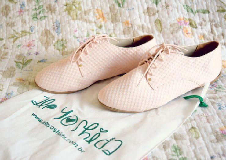 moda-mãe-sapatos-baixos